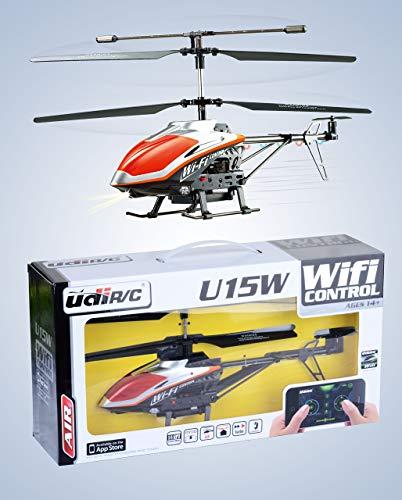 Unbekannt UDI RC U15W Koaxial Hubschrauber WiFi iPhone - iPad gesteuert Helikopter