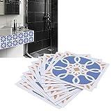 Adhesivo de pared, 10 piezas de azulejos adhesivos para baños para cocinas para gabinetes