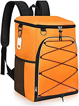 SEEHONOR 45 Cans Insulated Cooler Backpack (4 colors)