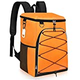SEEHONOR Insulated Cooler Backpack Leakproof Soft Cooler Bag...