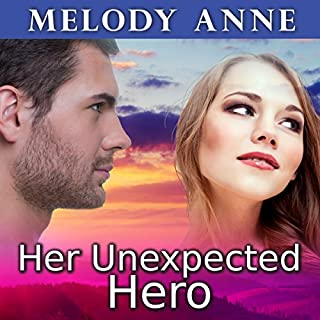 Her Unexpected Hero audiobook cover art