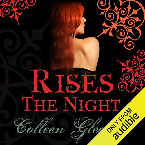 Rises the Night audiobook cover art