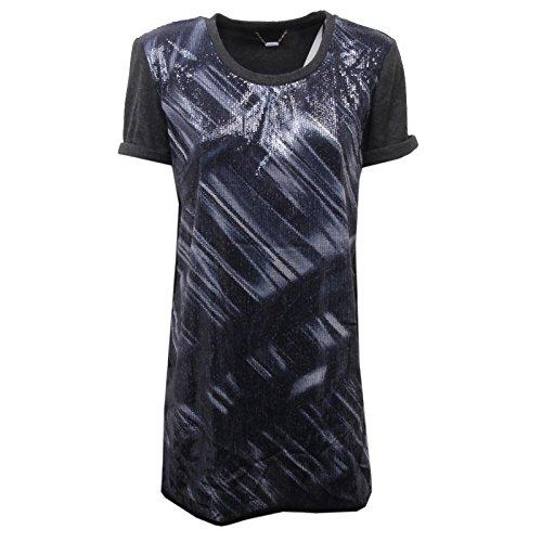 Custo D5944 Vestito Donna Barcelona Slim FIT Paillettes Dress Woman [2/M]