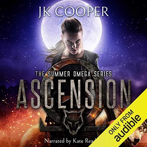 Ascension Audiobook By JK Cooper cover art