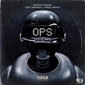 Ops (feat. Sayanbull, Naver, Manali)