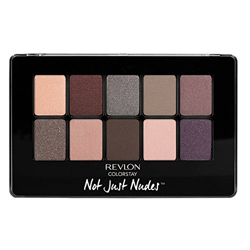 Revlon Colorstay Eyeshadow Palette Not Just Nudes 14.2g Passinate Nudes (#01)