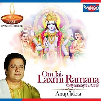 Om Jai Laxmi Ramana (Satyanarayan Aarti)