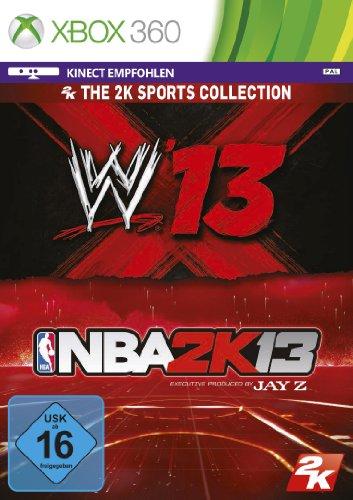 2K Sports Bundle (NBA 2K13 & WWE 13) [Edizione: Germania]