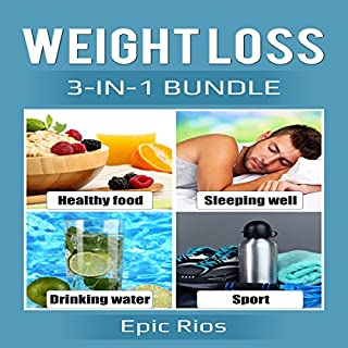 Weight Loss: 3 Book Bundle - Intermittent Fasting + Strength Training + BodyBuilding cover art