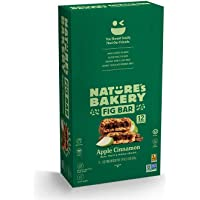 Natures Bakery 24 Count of 2 oz Apple Cinnamon Whole Wheat Fig Bar