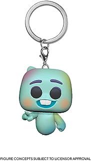 Funko Pop! Keychain: Soul - 22, Multicolor