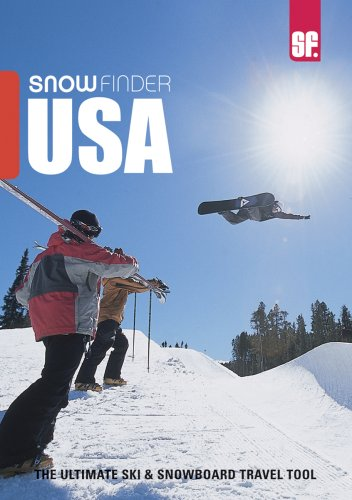 Snowfinder USA: The Ultimate Ski and Snowboard Travel Tool