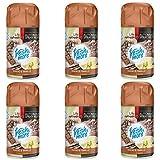 6x Fresh&More Nachfüller Kakao & Vanille Passend Für Duftspender, 250ml
