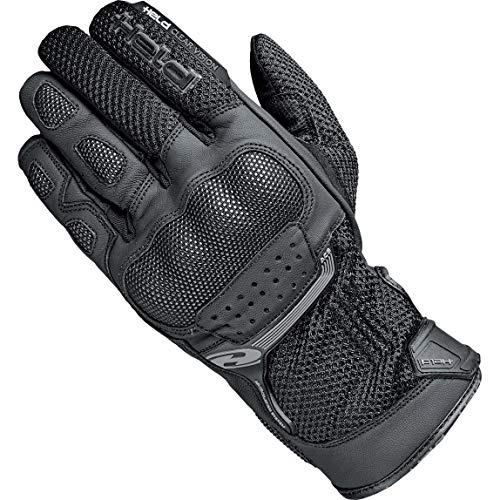 Held Motorradhandschuhe kurz Motorrad Handschuh Desert II Handschuh schwarz 12, Herren, Tourer, Ganzjährig, Leder/Textil