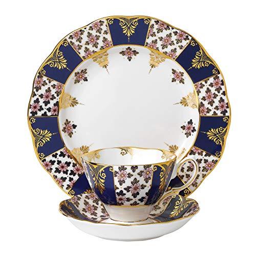 Royal Albert Regency bleu 1900 Tasse 0.40 L
