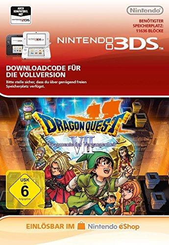 DRAGON QUEST VII: Fragmente der Vergangenheit [3DS Download Code]