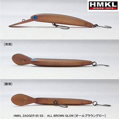ハンクル ザッガー 65 SS オールブラウングロー