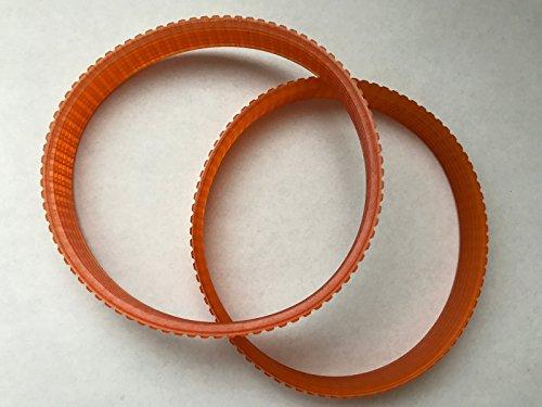 Replacement Parts 2 New Urethane Belts Delta 22-540 12' Planer Type 1&2 Drive Belt 22-546 135J6