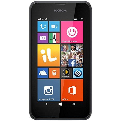 Nokia Lumia 530 Dual Sim ohne Vertrag grau