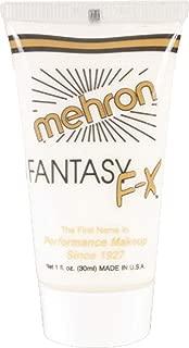 Loftus International Mehron Makeup Fantasy F/X Water Based Face & Body Paint, Zombie - 1oz Carded Novelty Item