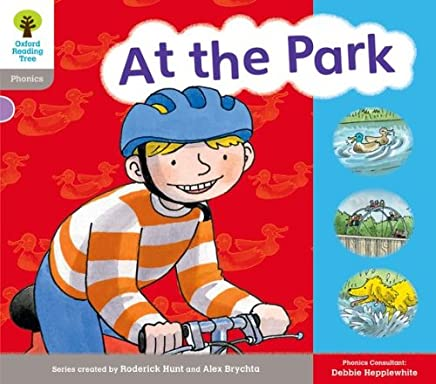 Oxford Reading Tree: Level 1: Floppys Phonics: Sounds and Letters: At the Park