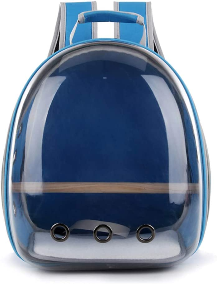ForHe Factory outlet OFFicial site Transparent Pet Travel Carrier Capsule Bag Backpack Space