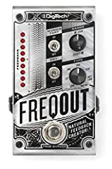 Freqout natural feedback Creator allows you to get sweet, natural feedback at any volume, with or without distortion Perfect for situations where volume must be controlled like in the studio, with in ear monitors, or low-volume performance and practi...