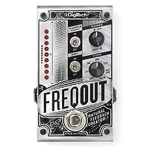 DigiTech DIG0182 FreqOut Natural Feedback Creator-Gitarreneffekt-Pedal