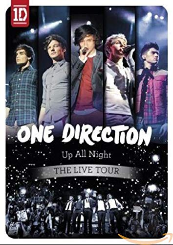 One Direction - Up All Night/The Live Tour [Blu-ray]