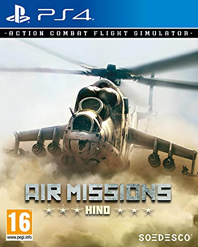 Air Missions: Hind Ps4- Playstation 4