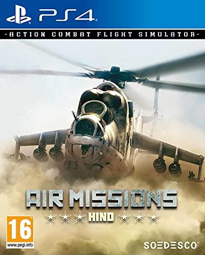 Air Mission Hind pour PS4