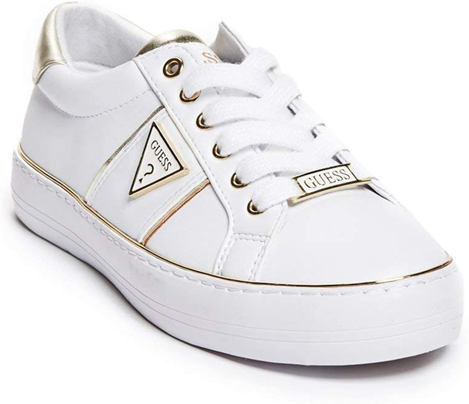 Guess Factory Women's Gilda Logo Low-Top Sneakers