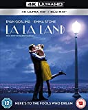 La La Land Uhd Edizione: Regno Unito Blu-ray