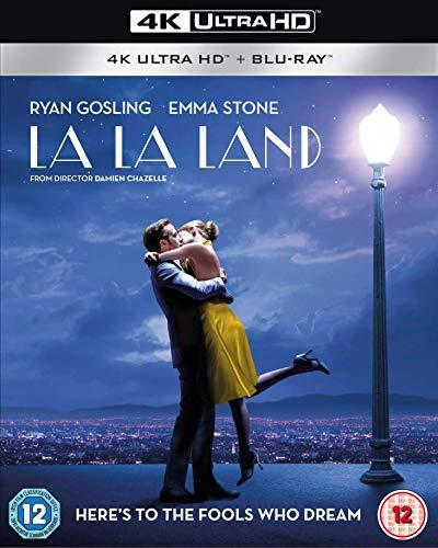 La La Land Uhd [Edizione: Regno Unito]