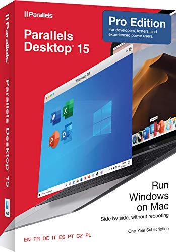 Parallels Desktop 15 für Mac Pro Edition