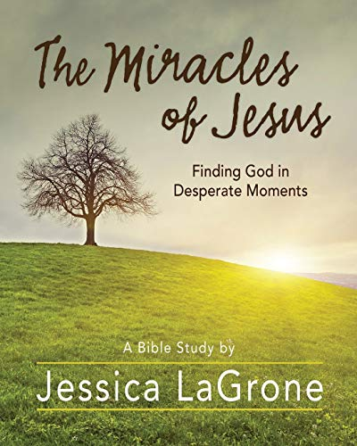 The Miracles of Jesus - Women's Bible Study Participant Workbook: Finding God in Desperate Moments