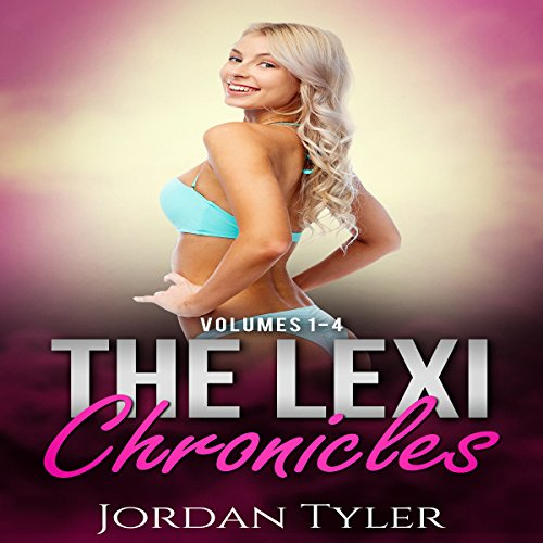 The Lexi Chronicles audiobook cover art