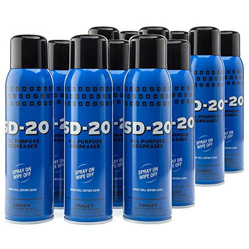 SD-20 All Purpose Degreaser - 12 Pack
