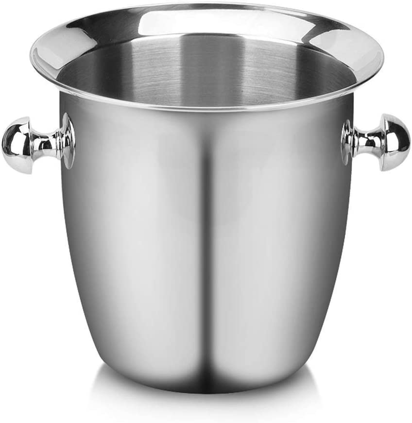 WJCCY Ice Bucket Thick Stainless Product Steel Ranking TOP8 Lid With Champ