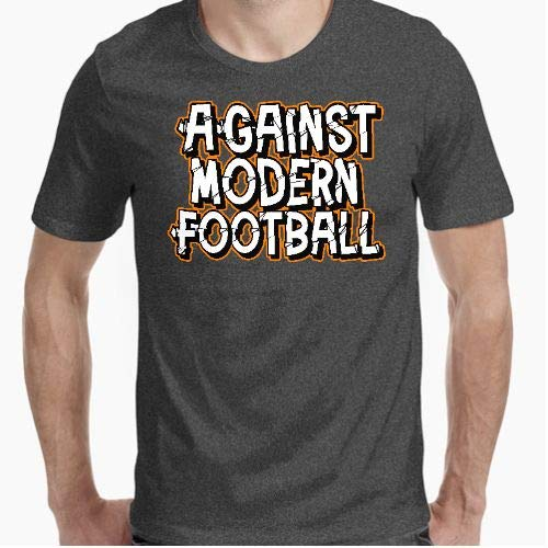 Camiseta - diseño Original - Against Modern Football - XXL