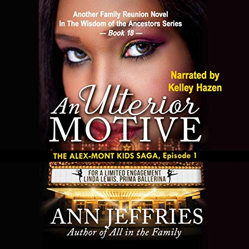 An Ulterior Motive Audiobook By Ann Jeffries cover art