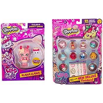 Shopkins Wild Style Season 9 Shoppet Lama Lla | Shopkin.Toys - Image 1