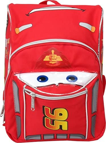 Pixar Cars Lightning McQueen Shape 10 inches Mini Backpack product image