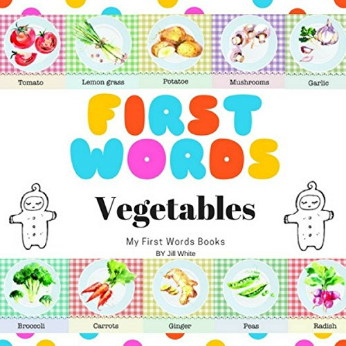 First Words audiobook cover art