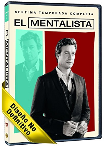 El Mentalista Temporada 7 [DVD]