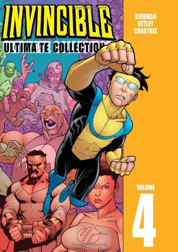 Invincible, Volume 4: Ultimate Collection