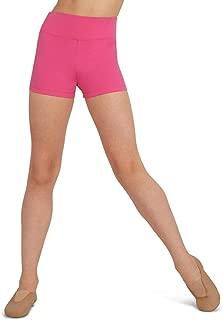 hot girl high waisted shorts