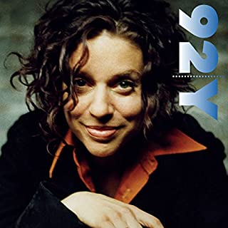 Ani DiFranco at the 92nd Street Y audiobook cover art