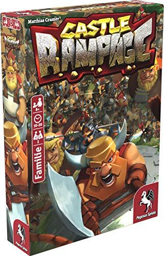 Pegasus Spiele 18144G - Castle Rampage (deutsche Ausgabe)