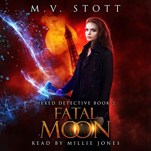 Fatal Moon (An Uncanny Kingdom Urban Fantasy) audiobook cover art